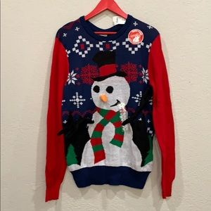 Holiday sweater NWT